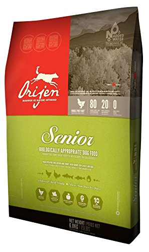 Orijen Senior Dog Food – Orijen Senior Dog Food 15 lb.