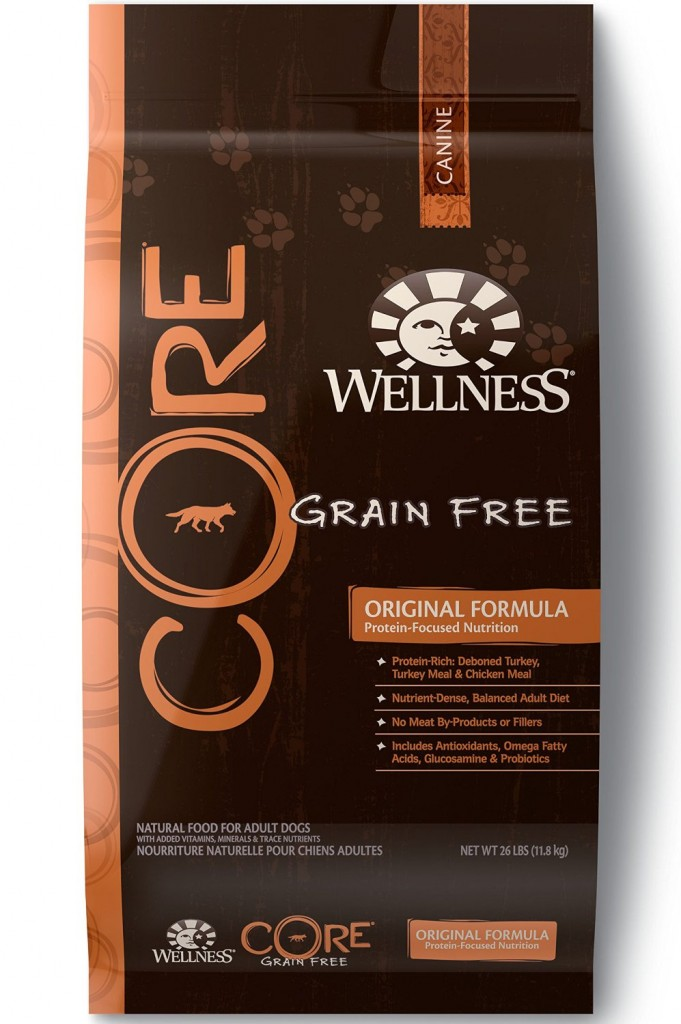 Wellness CORE Natural Grain-Free Dog Food