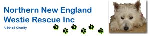 Northern New England Westie Rescue logo