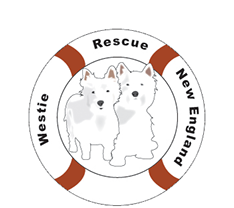 Westie Rescue New England logo