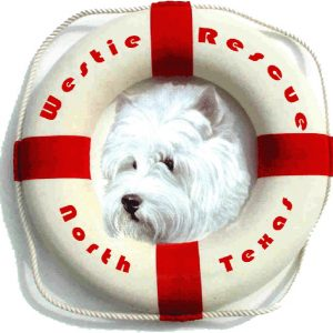 Westie Rescue North Texas logo