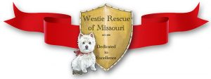 Westie Rescue of Missouri logo