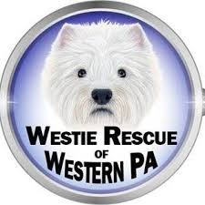 Westie Rescue of Western PA logo